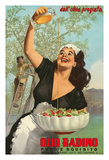 Olio Radino Italian Olive Oil - Puro e Squisito (Pure and Delicious)