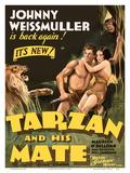 Tarzan and His Mate - Metro Goldwyn Mayer