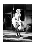The Seven Year Itch, Marilyn Monroe, 1955 Reproduction d'art