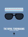 The Royal Tenenbaums 1 Reproduction d'art par David Brodsky