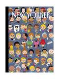 The New Yorker Cover - September 12  2016
