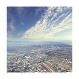 Los Angeles Reproduction d'art par Peshkov