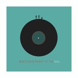 Music Is An Outburst Of The Soul Reproduction d'art par NaxArt
