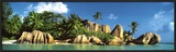 La Digue Island  Seychelles  Indian Ocean
