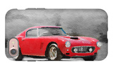 1960 Ferrari 250 GT SWB Watercolor