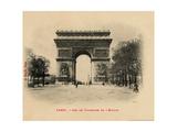 Arc De Triomphe 1903