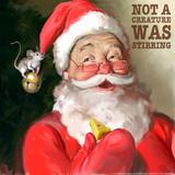 Santa 1 Stirring