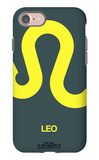 Leo Zodiac Sign Yellow