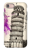 Tower of Pisa in Pen