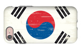 South Korea Grunge Flag A Flag South Korea With A Texture