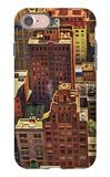 """Bird's-Eye View of New York City "" August 17  1946"