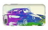 Porsche 911 Watercolor