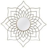 Brieanne Mirrored Flower