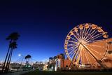Night Photography: Long Beach  Los Angeles  California