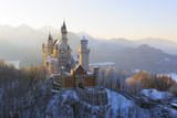 Germany  Bavaria  AllgŠu  Neuschwanstein Castle