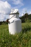 Farm  Meadow  Milk Churn