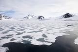 Norway  Spitsbergen  Hornsund  Drift Ice