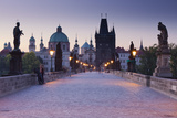 Czechia  Prague  Charles Bridge