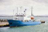 Iceland  Keflavik  Harbour  Expedition Ship Professor Molchanov