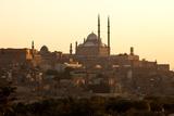 Egypt  Cairo  Citadel and Mosque of Muhammad Ali