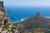 Capetown  Table Mountain  Cableway