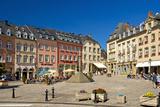 Europe  Grand Duchy of Luxembourg  Echternach  Market Square