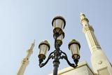 Al Noor Mosque  Corniche Street  Emirate of Sharjah  United Arab Emirates  Arabian Peninsula