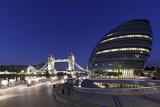 Tower Bridge  the Scoop  Amphitheatre  City Hall  Greater London Authority