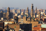 Egypt  Cairo  Islamic Old Town Evening Light