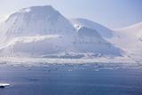 Norway  Storfjord  Winter Landscape