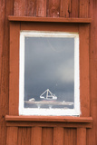 Fishing Hut  Detail  Window  Ship Model