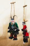Traditional Puppet / Burmese Art in Bagan  Myanmar