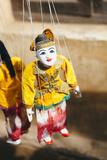 Puppet in Bagan  Myanmar
