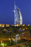 Burj Al Arab and Medinat Hotels  7 Stars Hotel  Jumeirah  Dubai  United Arab Emirates
