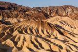 USA  Death Valley National Park  Zabriskie Point  Sunrise