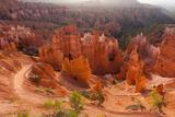USA  Utah  Bryce Canyon  Amphitheater  Sunrise