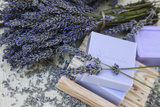 Lavender Blossoms  Lavender Soap  French