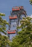 Austria  Vienna  2nd District  Leopoldstadt  Big Wheel  Prater  Landmark