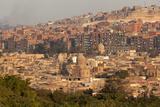 Egypt  Cairo  Moqattam and Necropolis