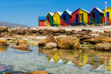 South Africa  Muizenberg  Little Bathhaus