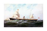 Iron Screw Steamship Columbia