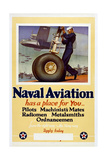 Naval Aviation Has a Place for You…