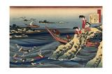 Pearl Divers (Sangi Takamura)
