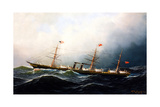 British Steamship City of Richmond