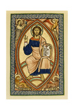 Illuminated Manuscript: Jesus Royal Ms 2AXXII from the First Series