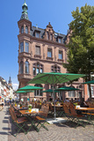 Germany  Heidelberg  Old Town  Gastronomy
