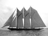 Auxiliary Schooner  Atlantic 1903
