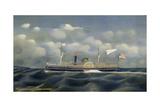 American Steamboat Calhoun