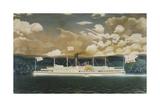 American Steamboat Commodore  1849-1866