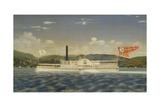 American Steamboat Metamora